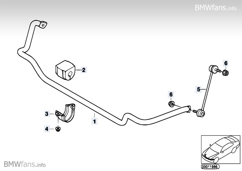 jeu train avant   bmw s u00e9rie 3  e46