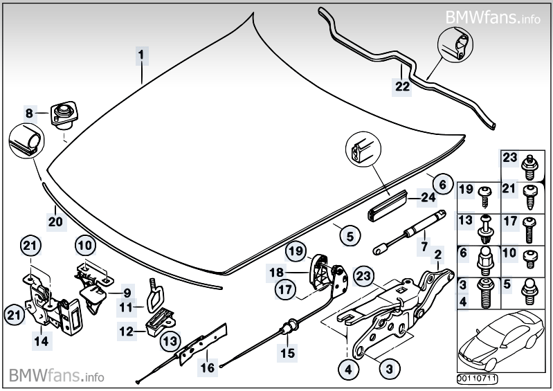 And I Do Not Advise To Push The Bon Down Lock On BMW Z4 Or Any Other Car Doing So Can Result In Making A Nice Dent That Part Of: BMW Z4 Engine Bay Diagram At Hrqsolutions.co