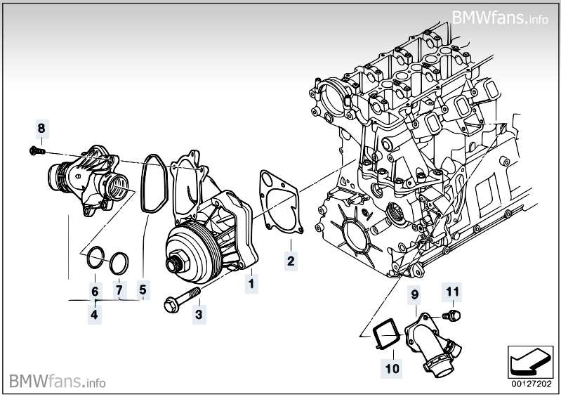 Stereo moreover 990903 Please Share A Link Or Picture Showing Later Explorer S Rear Independent Suspension furthermore Brake Line System Diagram also Bmw E36 1996 Wiring Diagram in addition POR BE36 WATpmp pg3. on car bmw 318ti engine diagram