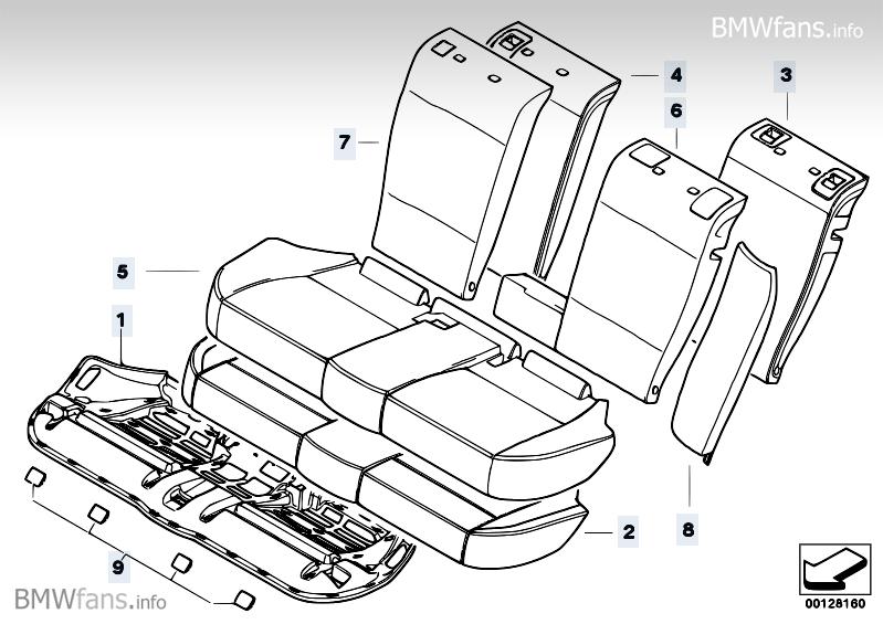740i heated seat wiring diagram 2006 volvo power seat BMW E39 Seat Wiring Diagram BMW E36 Wiring Diagrams