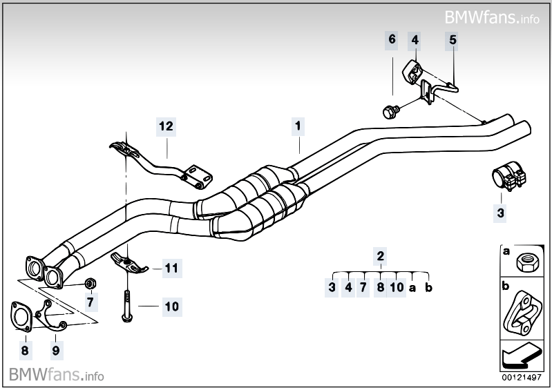 bmw x3 exhaust diagram html