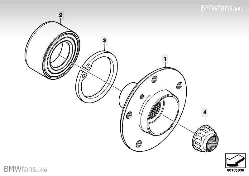 HELP! My car wont move   Rear right wheel locked up  - BMW 3