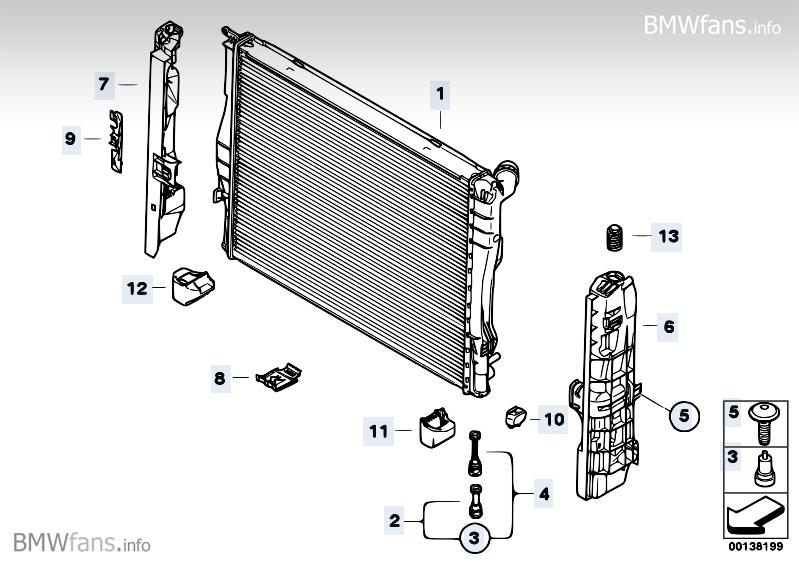 como desmontar un radiador: