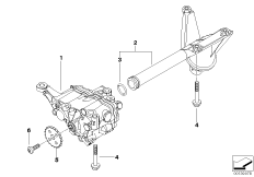 Lubrication system/Oil pump