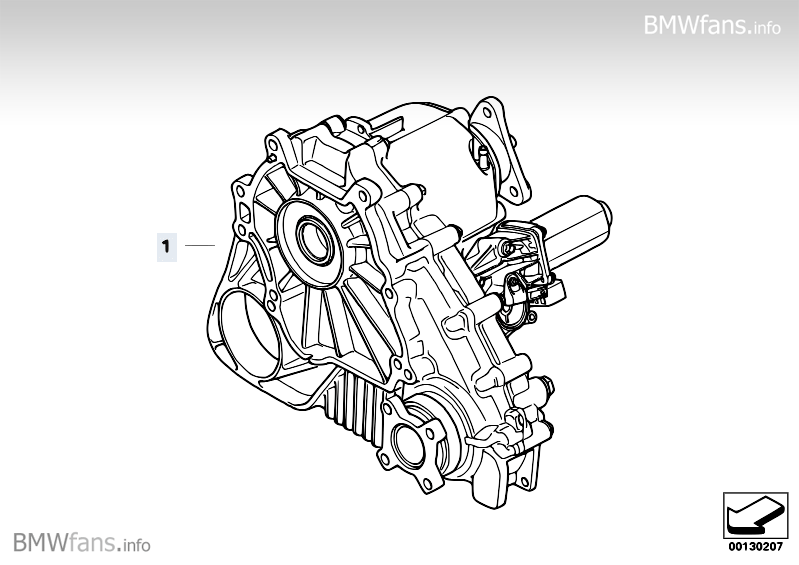 Bmw E83 Transfer Case Bmw E83 Transfer Case Actuator