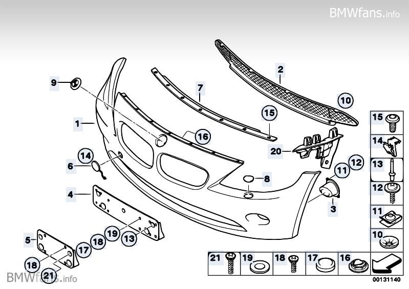 2003 bmw z4 parts catalog