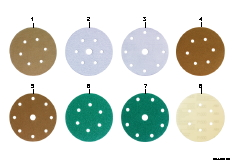 Sanding discs + accessories Page 1