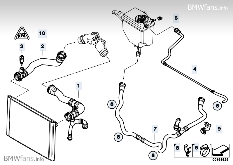 2007 bmw 530i engine schematics