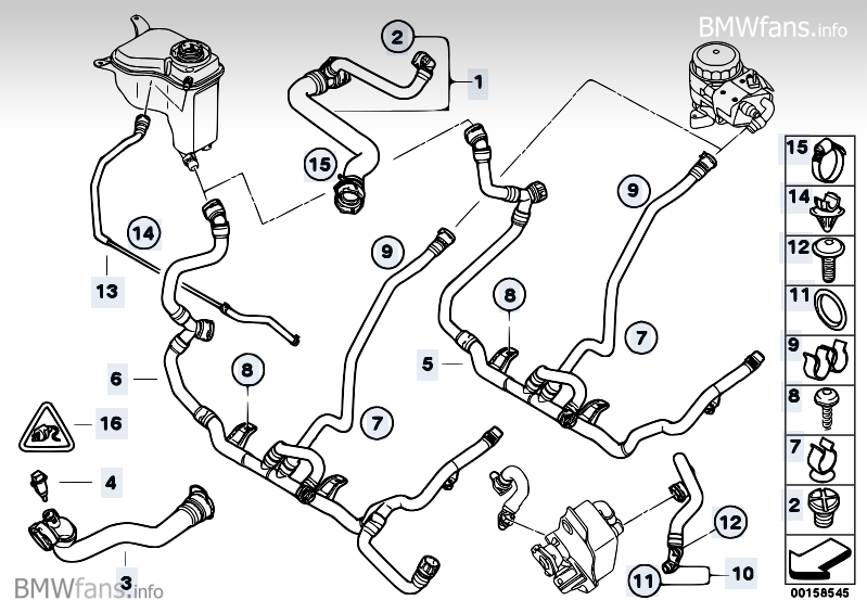 30 Bmw E90 Parts Diagram
