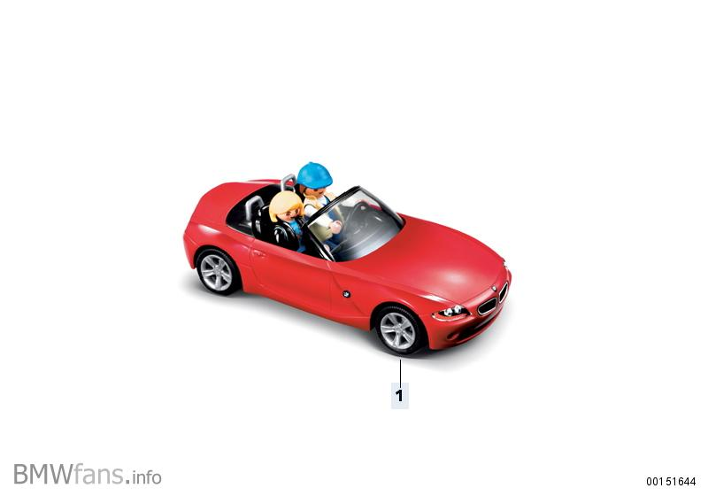Z4 Playcar Bmw Accessories Catalog