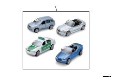 BMW Spielzeugautos Set 2