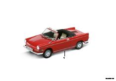 Miniatures BMW 700 Convertible