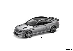Miniatures BMW M3 GTR