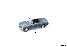 Miniatures BMW 1600 Convertible