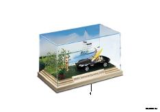Miniatures BMW Diorama