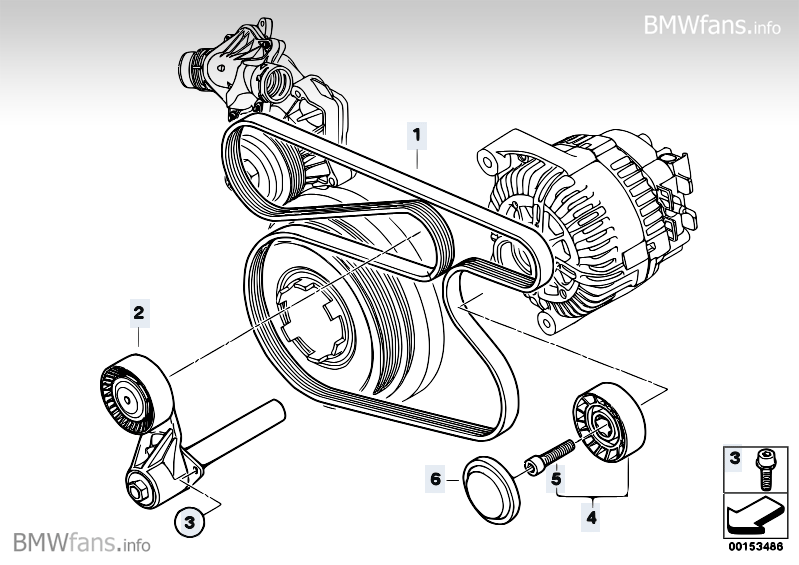 bmw wiring   a serpentine belt diagram for 2008 bmw x5