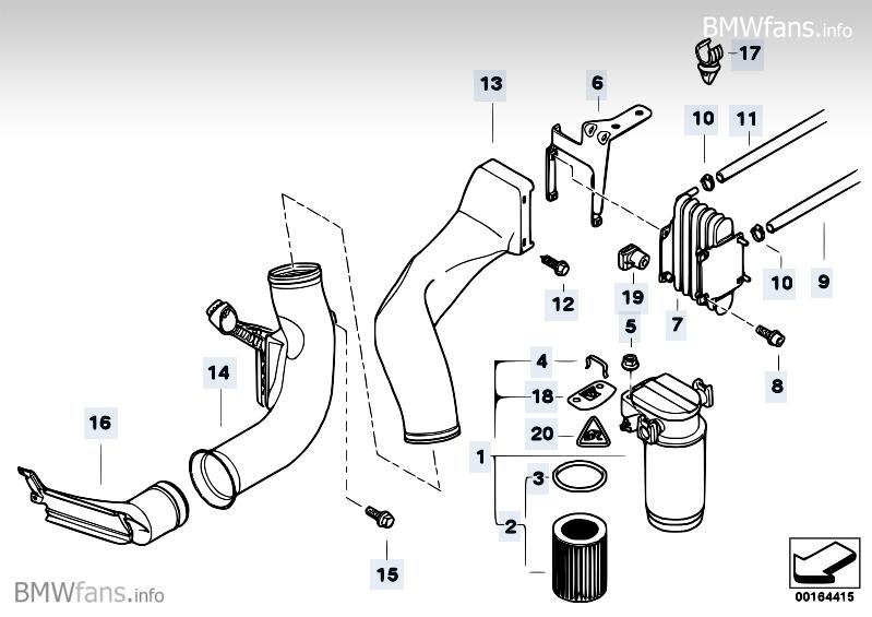 fuel filter  fuel cooling