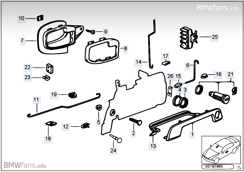 Bmw E36 Door Wiring Diagram : Bmw z parts diagram get free image about