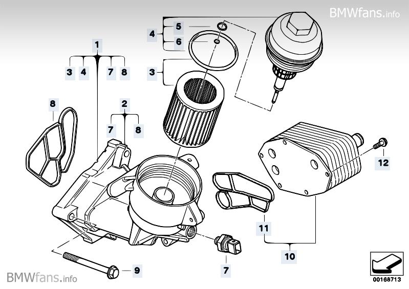 [BMW 525 d E60] Bouchon de vidange MTY4NzEzX3A=