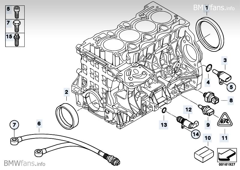 E46 Crankshaft Camshaft Sensors Update General