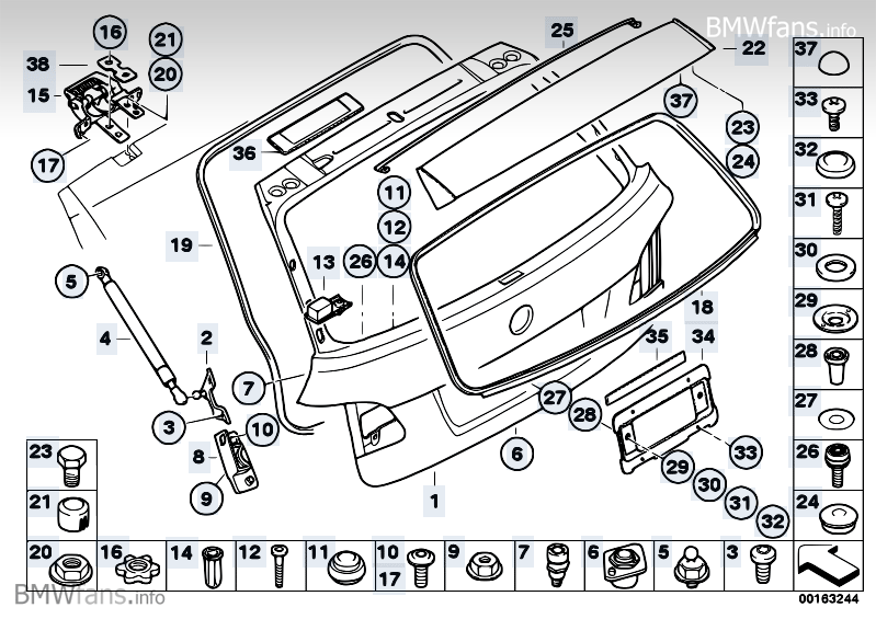 Bmw E61 Tailgate Wiring Problems