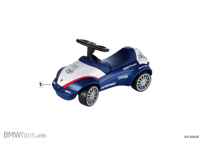 baby racer ii formula junior bmw accessories catalog. Black Bedroom Furniture Sets. Home Design Ideas