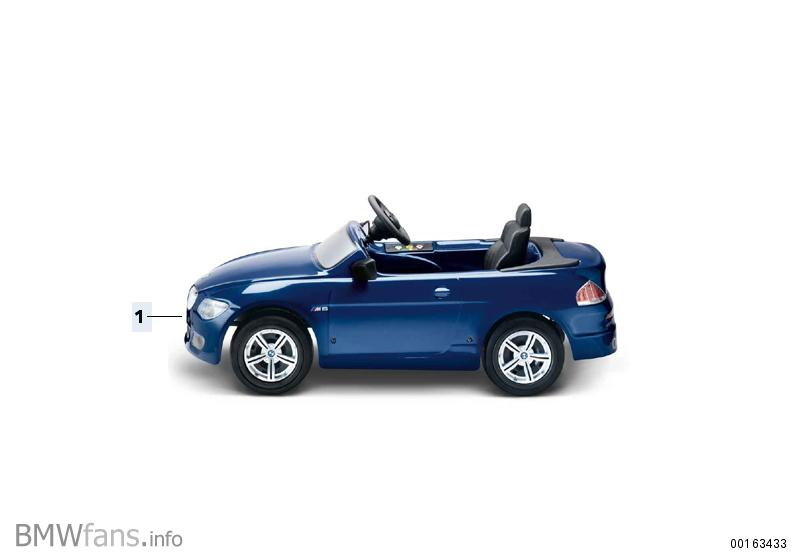 6er cabrio elektro tretversion bmw accessories catalog. Black Bedroom Furniture Sets. Home Design Ideas