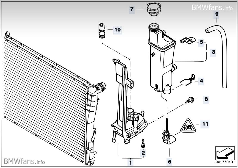 ausgleichsbeh lter undicht bmw z1 z2 z3 z4 z8 m mini roadster coupe. Black Bedroom Furniture Sets. Home Design Ideas