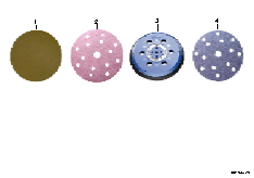 Sanding discs + accessories Page 3