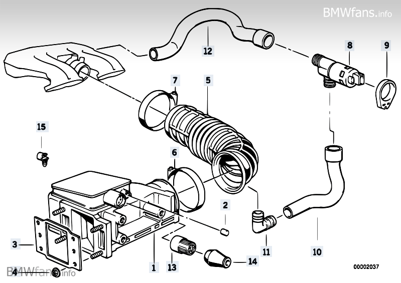 92 bmw 318 engine diagram
