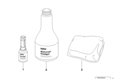 Motorcycle care materials