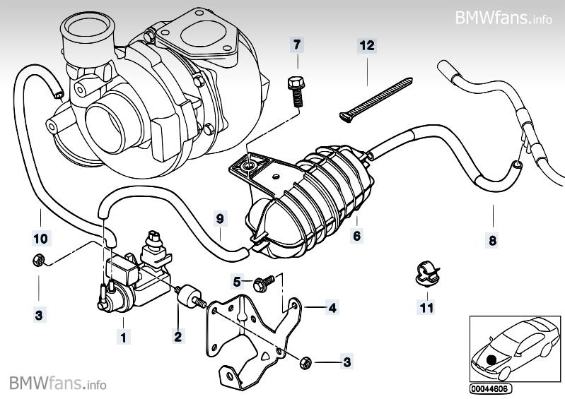 E46 330d Boost Problem
