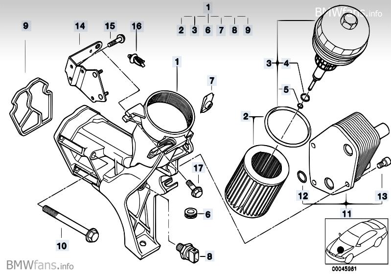 bmw m47 engine oil