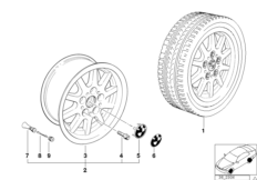 10-SPOKE styling (STYL.14)