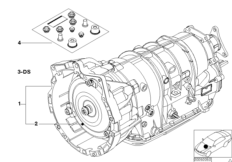 13531720251 additionally Automatic gearbox a5s325z besides C 261 Bmw Axle Shafts in addition Bmw 330ci Parts Diagram moreover Fuel Preparation System. on bmw e46 automatic transmission