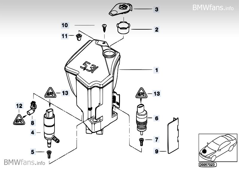 Bmw E46 Scheibenwischer Wechseln Anleitung – Auto Bildideen