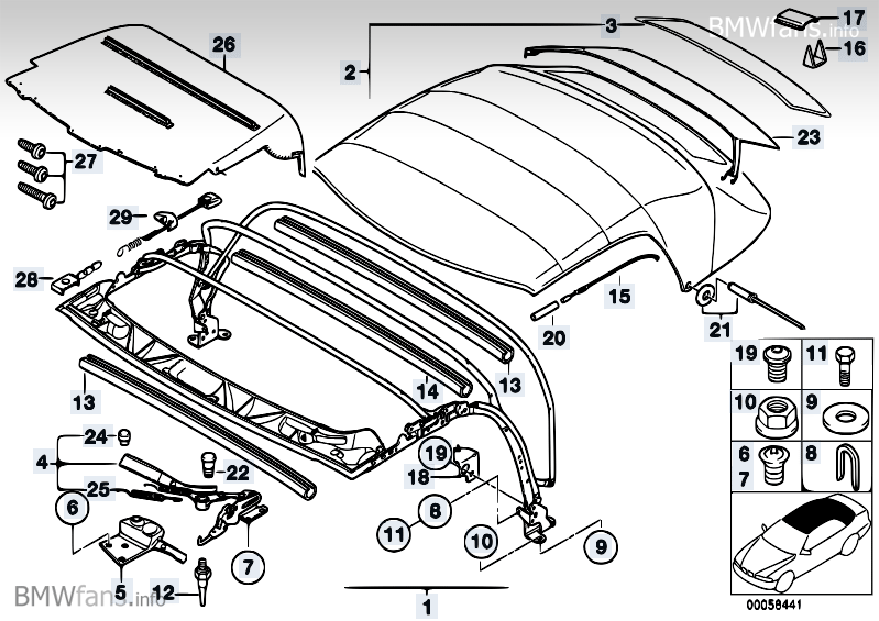 2000 Bmw Z3 Parts Diagram 2000 Get Free Image About Wiring Diagram
