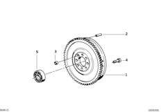 Twin Mass Flywheel