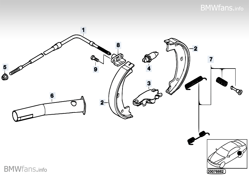 bmw m3 e46 parts diagram