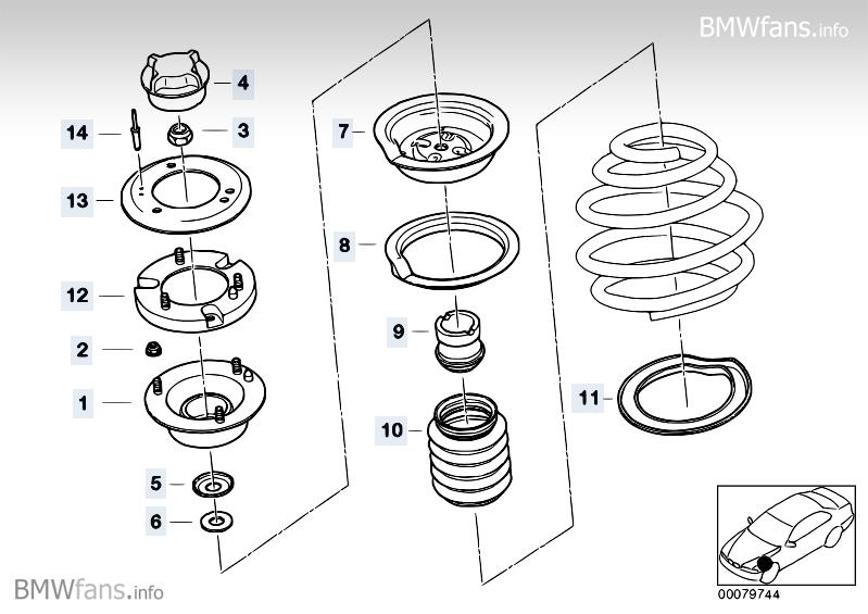 e46 welche teile bei sto d mpfertausch va mit wechseln. Black Bedroom Furniture Sets. Home Design Ideas