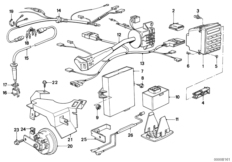 2002 Bmw 325i Engine Diagram likewise Knock Sensor Crankshaft Sensor 31908 as well 1999 Bmw M3 Engine in addition RepairGuideContent in addition T12462662 Diagram serpentine belt 2005 bmw x5. on 2002 bmw 530i engine diagram