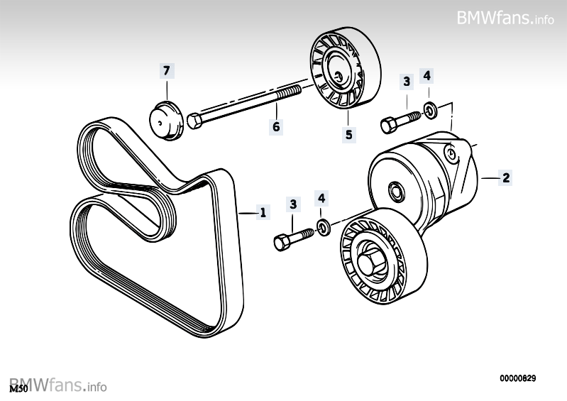 Topic133987 Umbau Auf Hydraulischen Riemenspanner 3er BMW E36: BMW E36 M3 Engine Diagram At Ariaseda.org