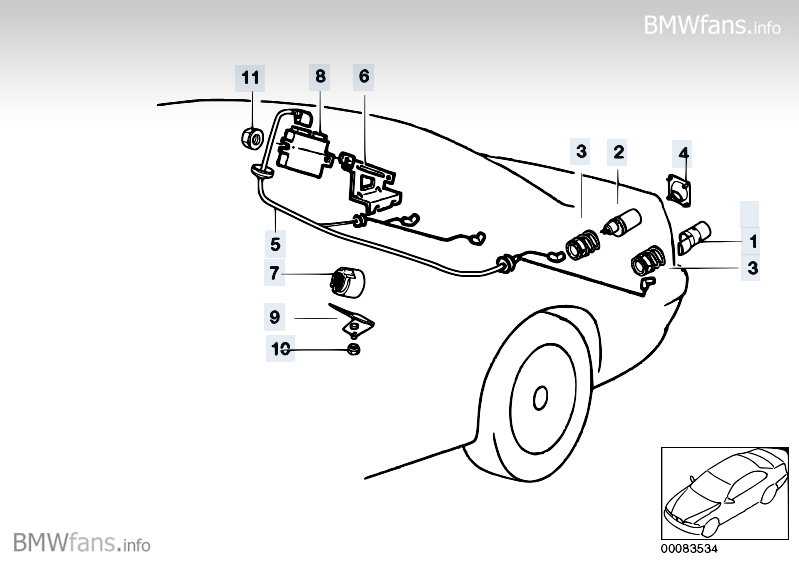 Showthread on bmw pdc wiring diagram
