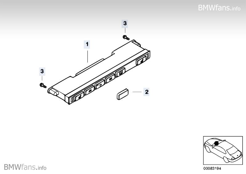 schaltzenrum mittelkonsole schalter nachr sten 3er bmw e46 forum. Black Bedroom Furniture Sets. Home Design Ideas