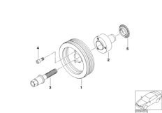 Belt Drive-Vibration Damper