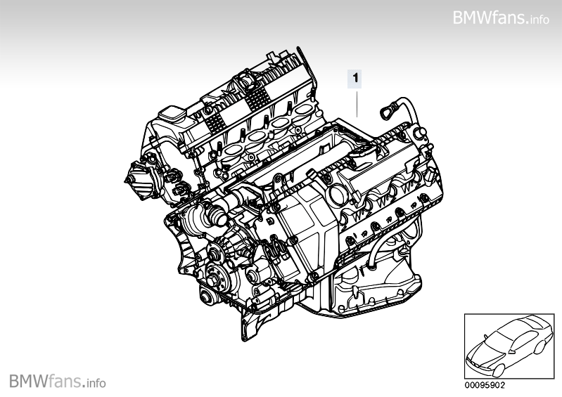 bmw n62 engine diagram BMW Factory Wiring Diagrams Wiring Diagram for BMW 525I