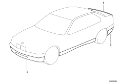 Aerodynamics package