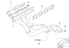 Exhaust manifold