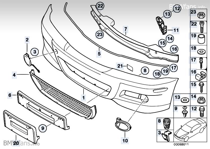 umbau auf m3 frontsto stange carbontr ger n tig 3er. Black Bedroom Furniture Sets. Home Design Ideas