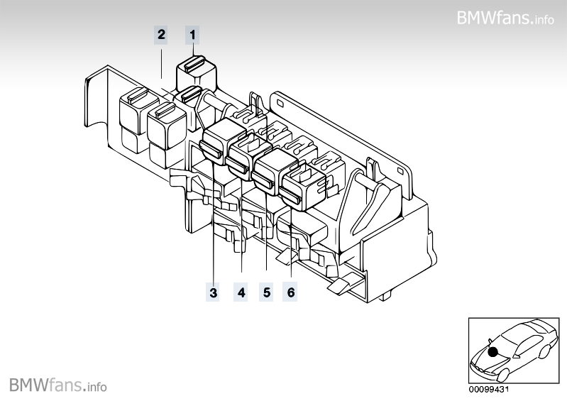 1995 bmw 525i belt diagram